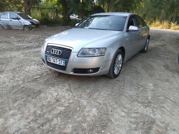 Audi a6 c6 3.0diesel Quattro 2005 Import Franta
