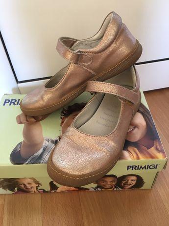 Златни обувки PRIMIGI