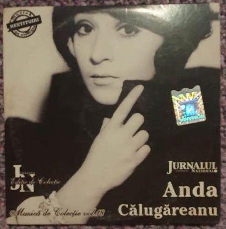 CD Anda Calugareanu, colectia Jurnalul National