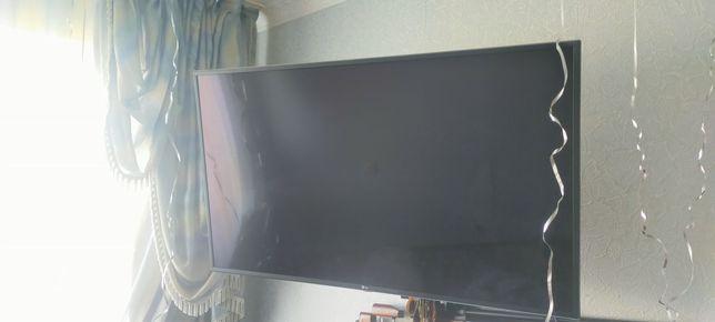 Телевизор смарт 49 диагональ 4К