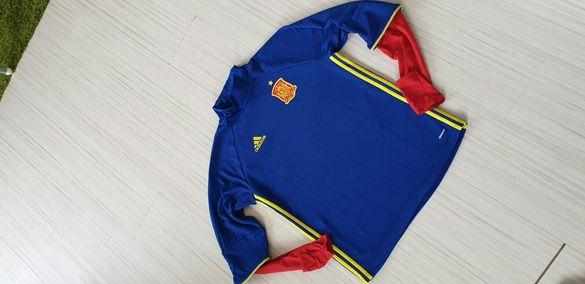 Adidas Spain Football Stetch Mens Size M ОРИГИНИНАЛ! Тренировъчно! НОВ