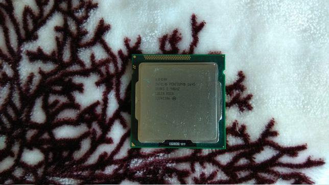 Процессор Intel Pentium G645: LGA1155, 2 ядра, 2.9GHz, Sandy Bridge