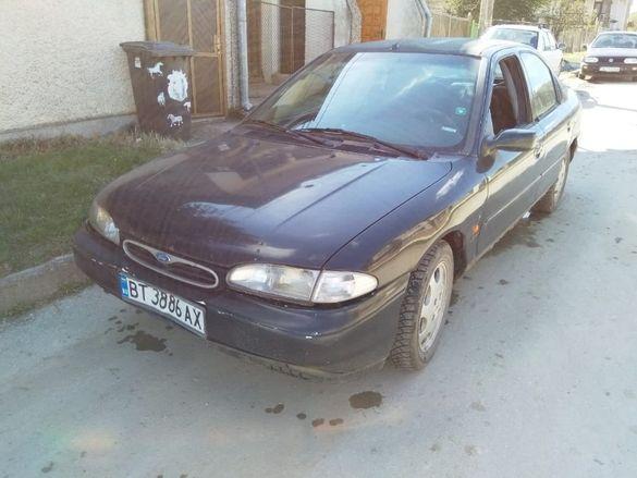 Форд Мондео 4*4