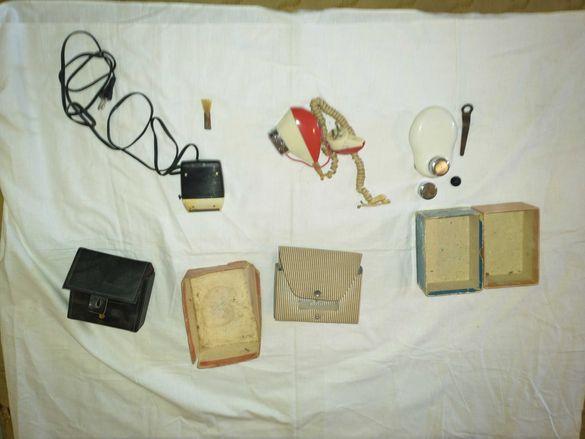Три електрически самобръсначки