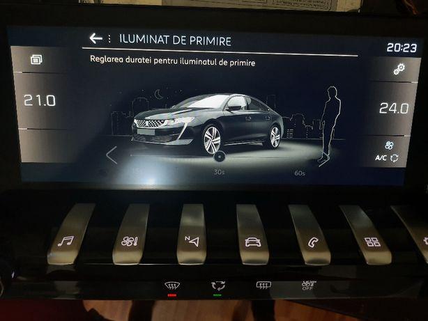 Cd unitate nac navigatie Peugeot 508