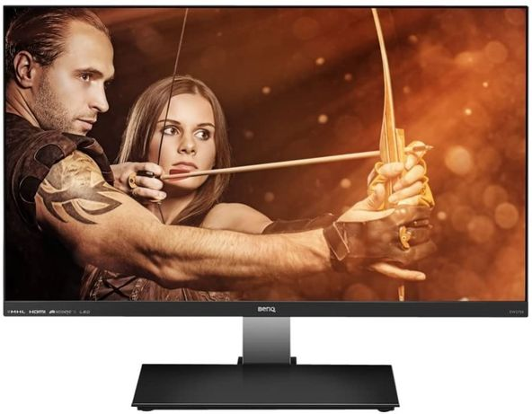 Monitor LED BenQ Gaming EW2750ZL 27 inch 4ms Boxe Integrate + CADOU