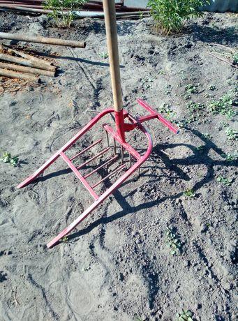 Лопата копалка для дачи