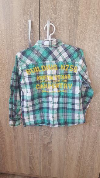 98-104см.Name It Детска риза за момче