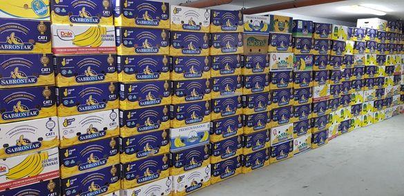 кашони от банани