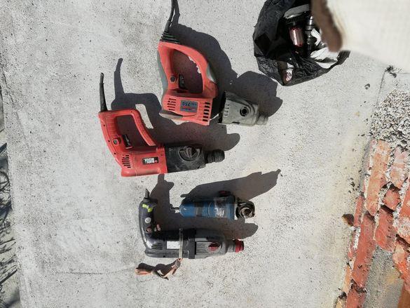 машини за ремонт или части