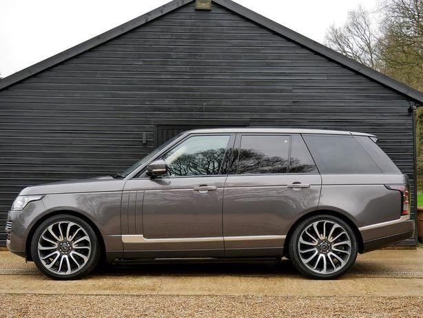 Dezmembrez Range Rover Vogue/vogue an 2017/Land Rover/3.0 Diesel/