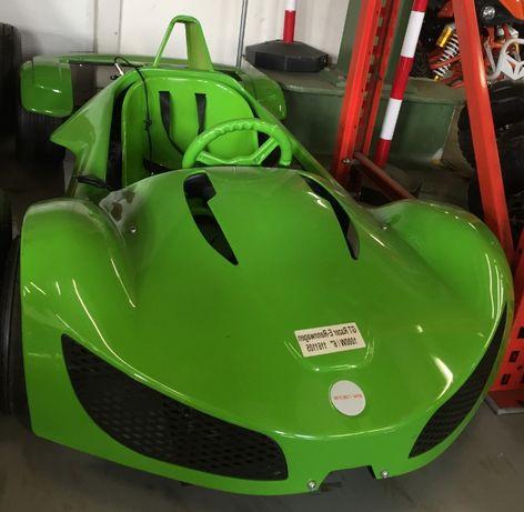 Masinuta electrica pentru copii RAZER GT 48V 1000W #Green