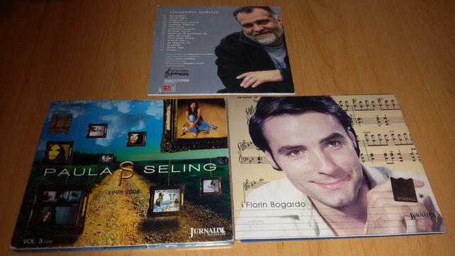 CD Paula Seling/Alexandru Andries/Florin Bogardo
