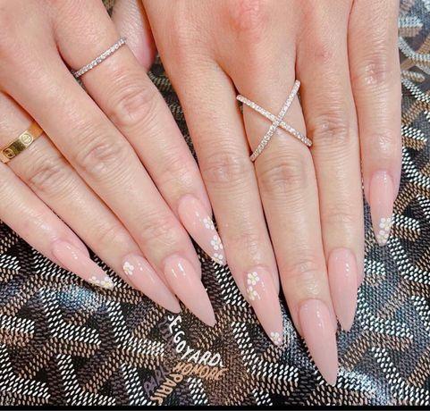 Unghii cu gel, semi, pedichiura,unghii false sector 2,3