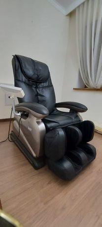 Кресло массажер новый