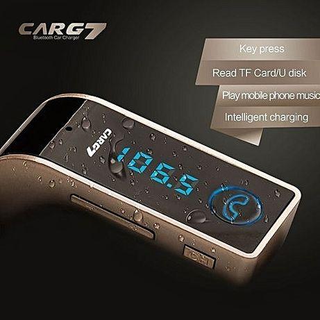 Modulator FM cu Bluetooth Bricheta