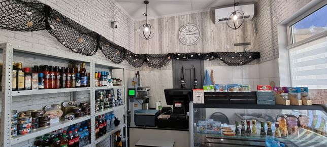 Готовый бизнес магазин рыбы и морепродуктов