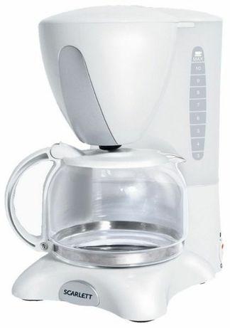Кофеварка Scarlett новая