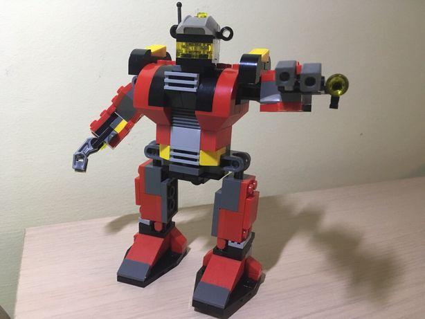 LEGO Creator Robot de Salvare 3in1 5764