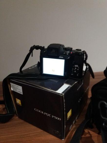 Фотоапарат Nikon Coolpix p500