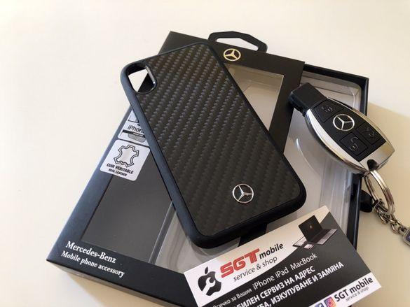 Mercedes кейс за iPhone 7/8 X Xs Xs Max 11 11 Pro 11 Pro Max