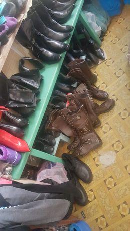 Распродажа обуви женской