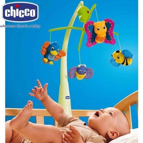 """""""CHICCO"""" Музикална въртележка пролет 71719"""