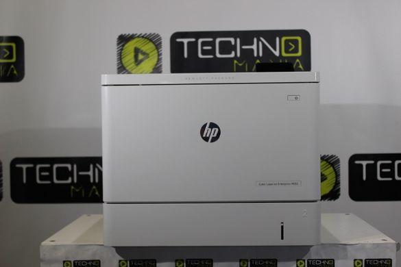 Реновиран/ цветен принтер /HP/Enterprise 553/лазерен принтер/прин