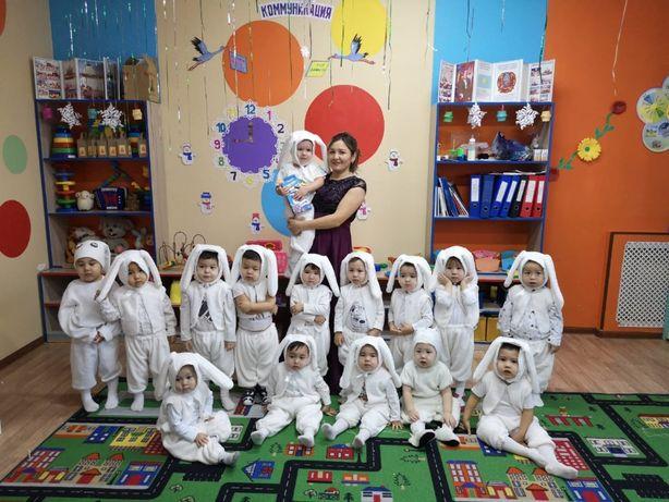 Детский сад Зерек, набор детей. Коктал 1- Жаяу Муса 14