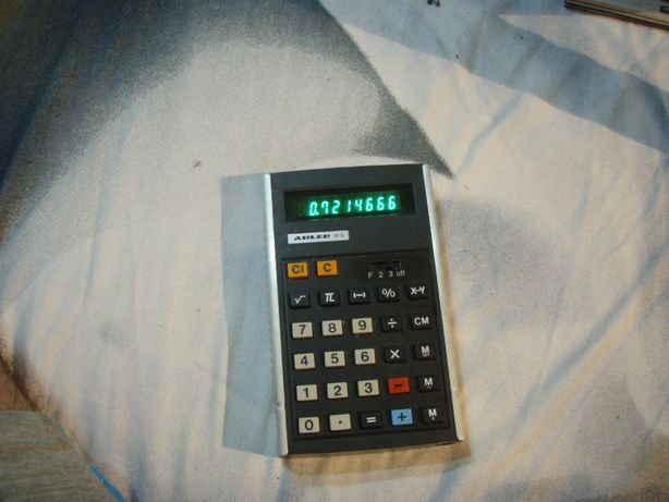 Calculator Adler 81 S tip EC 24A