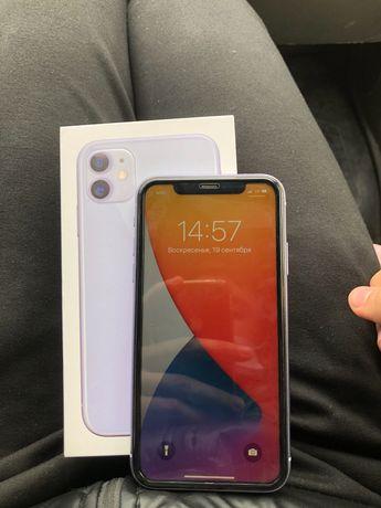 Iphone 11 128gb сирень