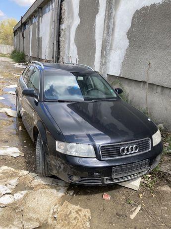 Audi A4 b6 131Hp