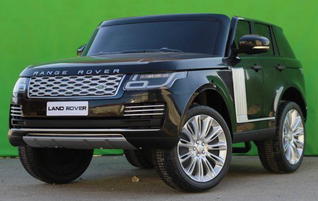 Masinuta electrica Kinderauto Range Rover Vogue HSE STANDARD #Negru
