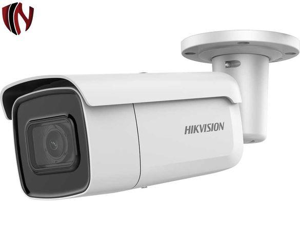Hikvision DS-2CD2T26G2-ISU/SL 2 Mpx AcuSense IP Корпусна Камера