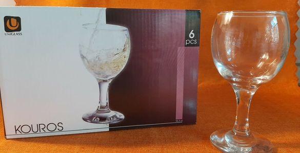 чаши за ракия, бира, шампанско
