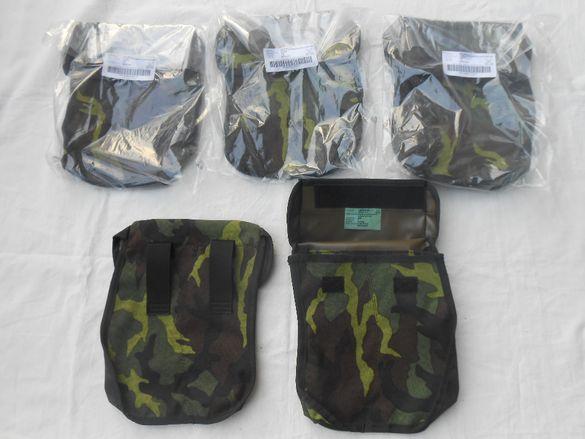 Камуфлажна сумка/чанта за пълнители на АК