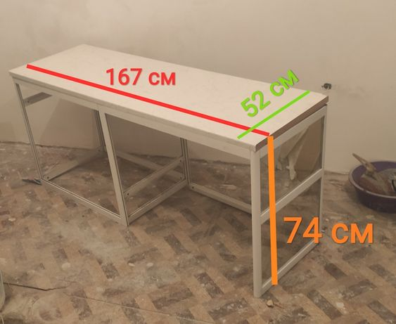 Модерно и стилно бюро за офис и дом