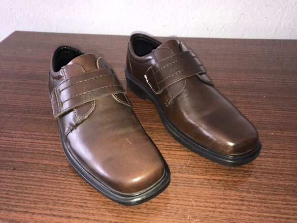 Разпродажба! Нови италиански обувки от естествена кожа 41 номер