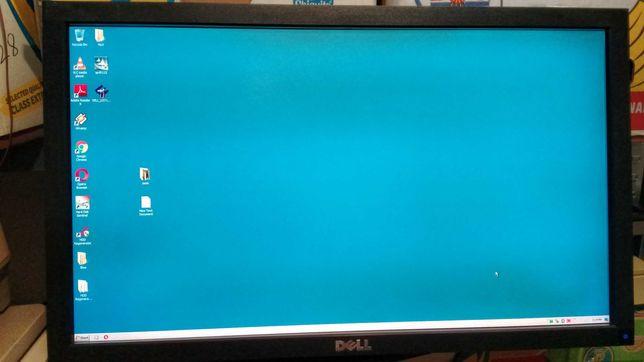 "Monitor 27"" 2560x1440 Dell U2711 *Linie Pixel Piese LED HDMI VGA DVI"