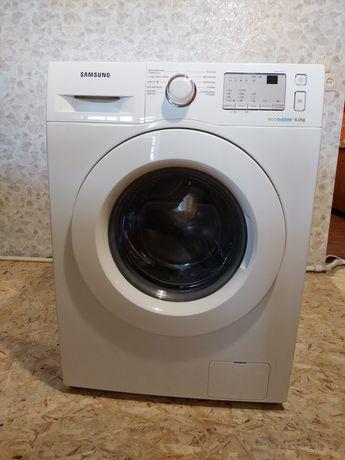 Продам стиральную машинку samsung на 6 кг