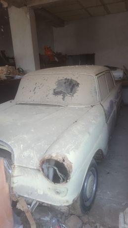 Mercedes 190D 1962