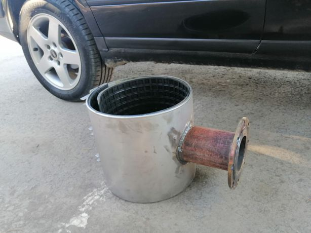 Трубы гофрированные и водопроводные, хомуты, емкости до 100 м3.