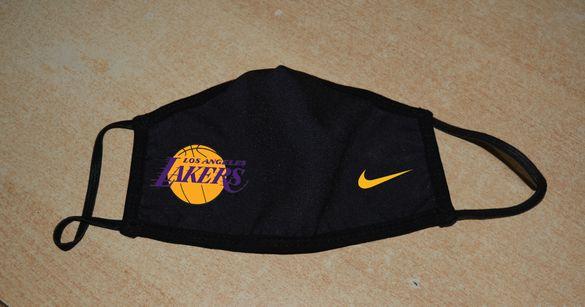 Уникални Баскетболни маски!Маски за лице на баскетболни отбори!NBA