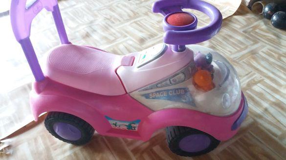 Детска количка за момичета