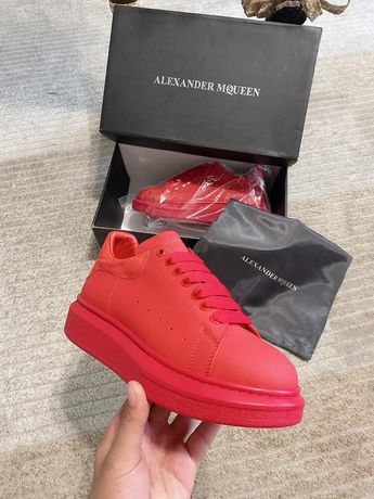 Adidasi Alexander Mcqueen!POZE REALE/piele naturală inteiror exterior/