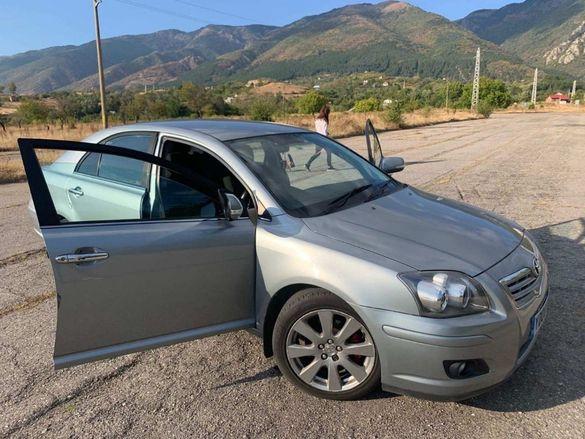 100 броя НА ЧАСТИ Тойота Авенсис 2.0 D-4d Д-4д 126 hp 2008 Facelift