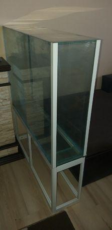 Продава аквариум 200 л.+стойка от ПВЦ