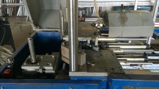 linie completa productie tamplarie PVC si stante aluminiu