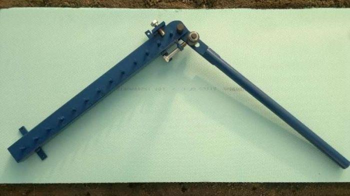 Бигляр Професионален за огъване на армарура с. Маноле - image 1