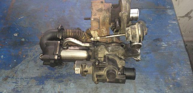 Turbosuflantă și EGR Renault Megane 1.5 cdi